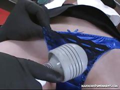 The pleasure of bdsm in hardcore punishments