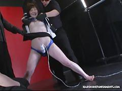 The pleasure of bdsm from hardcore punishments