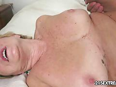 hardcore, big tits, blonde, busty, reverse cowgirl, doggy style, big boobs, mature, hairy pussy, missionary
