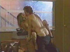 Old school blonde banged by joey silvera