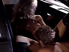 Vintage fuck with hot blonde