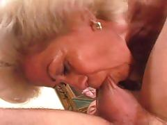 Fucking at 50 10 - the granny fucked by hard dick !!