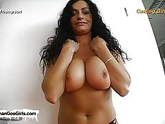 German goo girls cumshot compilation