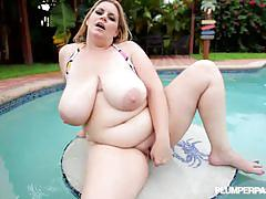 Bbw hottie tiffany blake started all of this