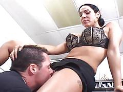 37 year old brunette milf hardcore sucking and fucking