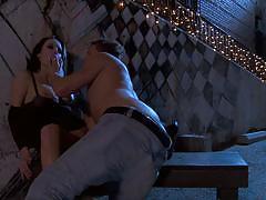 Alektra blue enjoys super erotic fucking