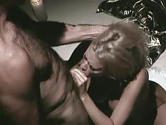 Hot blonde jenna jameson gives great head