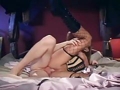 hardcore, cumshot, blonde, babe, reverse cowgirl, doggy style, beauty, fetish, latex, spoon, anal sex, glamour