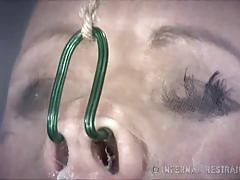simone sonay, blonde, milf, bdsm, bondage, toys, vibrator, mom, torture, dungeon, stepmom, painful