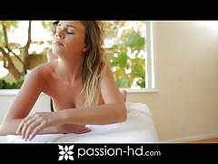 Alexis adams gets pampered and fucked