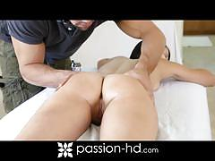 Passion-hd: alaina kristar - hot oil rub down
