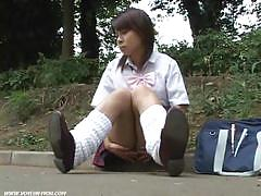 asian, korean, schoolgirl, japanese, uniform, amateur, voyeur, hidden cam, spy cam, fetish, reality