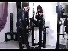 babe, bdsm, slave, beauty, fetish, latex, humiliation, dungeon, red head, glamour