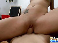 Teenie tori fucking on pov cam