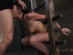 Drooling bitch cassandra nix fucked from behind