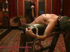 Sexy odile is perfect slave slut to use and abuse