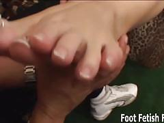 Sexy feet compilation