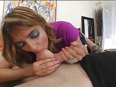 Lexy love drilled in her pussy in hardcore movie