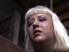 cherry torn, hardcore, big tits, blonde, busty, babe, bdsm, bondage, doggy style, slave, big boobs, beauty, torture, dungeon