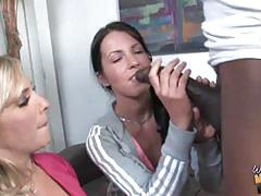 Tina dove and jordan kingsley loving the bbc