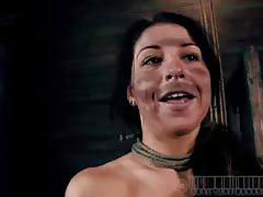 Alisha adams tortures mia gold in the dungeon