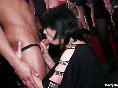 Amazing sex party gets out of control