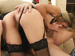 Supreme anal corruption for alluring brunette slut