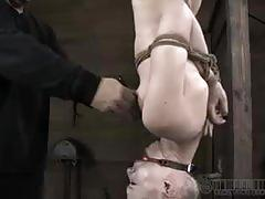 Sarah jane ceylon tied up and slapped
