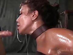 Sexually broken milf tastic ava's sybian orgasmed