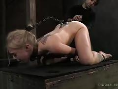 """blondes in bondage"" with penny pax and sarah jane"