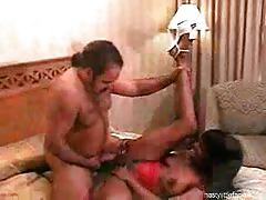Ebony slut sammura shane threesomed