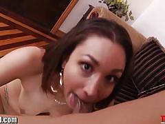 gabriella paltrova, brunette, big dick, blowjob, latina, deepthroat, big cock, latin
