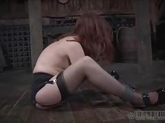 Maggie mead bdsm torture