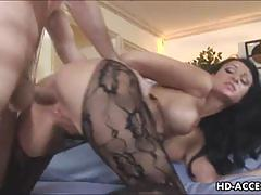 Victoria sinn plump ass ride on hard cock