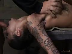 Bonnie rotten bdsm torture