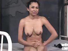 Petite nataly rosa loves bondage