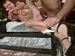 Chanel preston gets tied up and banged