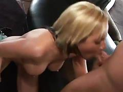 Extreme fucking funtime with lewd blonde whore