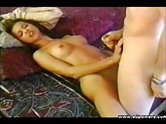 Vintage blondes and brunettes get fucked hard