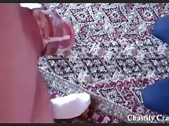Chastity craze femdom compilation