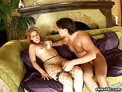 Cherry rose loves sloppy deepthroat blowjob