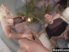 Devon lee is such a cock starving milf bitch