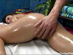 Cute lola foxx massage fuck