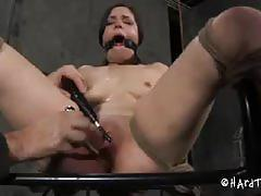 Pussy torture for juliette march