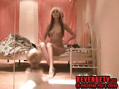 Christmas teenie webcam show