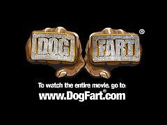 Velicity von's cunt and ass pumped by black cocks