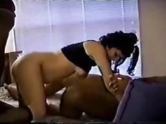 Pregnant  interracial