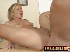 Schoolgirl sasha loves fucking in her tight ass