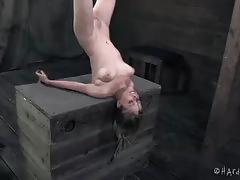 Mistress elise tortures pale girl penny pax