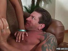Latina havana ginger gets her tight ass blasted